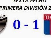 Colón:0 Tigre:1 (Fecha