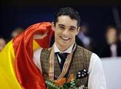 Javier Fernández, winner World Figure Skating Championship
