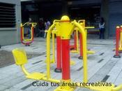 recreo instalaciones recreativas debemos conservarlas