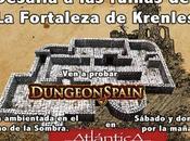 Evento Dungeon Spain+Nosolorol Atlántica Juegos(Madrid)