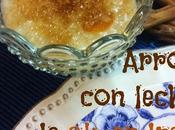Arroz Leche Almendras Aroma Mandarina