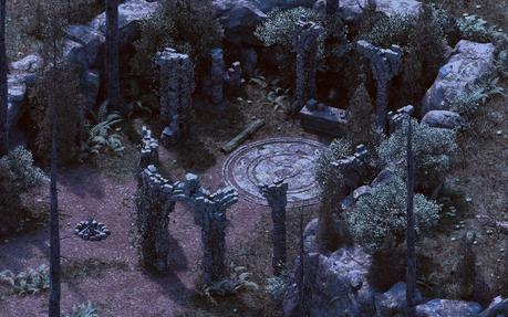 Al fin ve la luz 'Pillars of Eternity', el largamente esperado juego de Obsidian Entertainment
