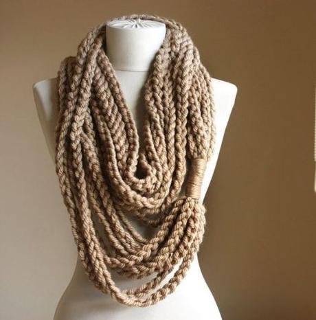 cuerda crochet collar