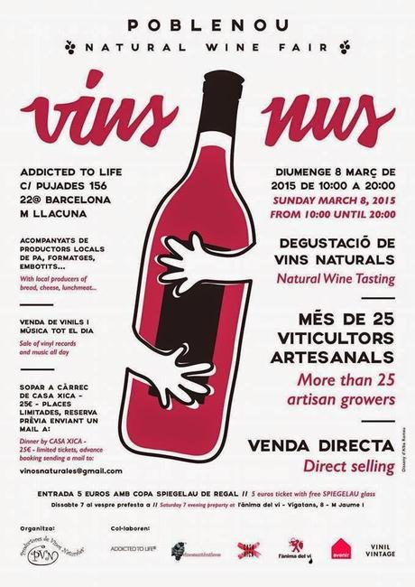 VINS NUS ( Natural Wine Fair)