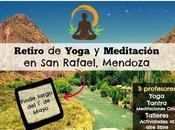 MAYO: Retiro Yoga Meditación, Rafael, Mendoza!