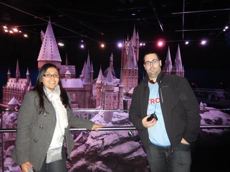 Harry Potter London Warner Bros Studio Tour