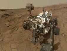 Nitrógeno biológicamente útil Marte