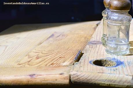 Trucos caseros para limpiar madera paperblog - Como limpiar muebles de madera antiguos ...