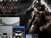 Desvelada Edición Limitada Batman Arkham Knight
