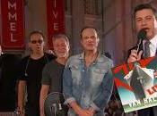 Golpetazo sangrante David Roth televisado regreso Halen escenarios