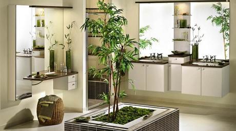Las plantas para el ba o seg n el feng shui paperblog for Decoracion con plantas segun feng shui
