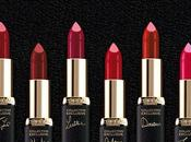 Blake´s...el rojo favorecedor Color Riche Pure Reds L´Oreal.