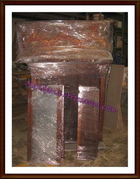 Sellado de mueble por tratamiento de carcoma paperblog - Tratamiento carcoma muebles ...
