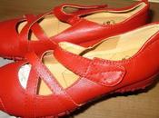Zapatos económicos.