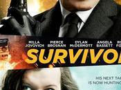 Trailer póster survivor pierce brosnan milla jovovich