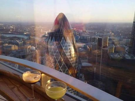 Heron Tower Londres