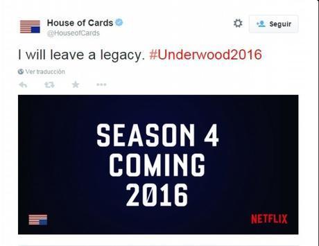 Sans titre 600x464 Se anuncia la cuarta temporada de House of Cards