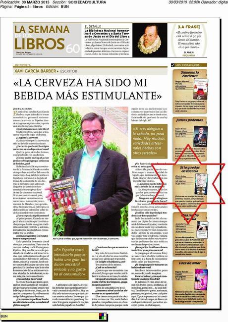 SI TE QUEDAS EN ESCOCIA en 9 periódicos españoles