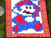Mario Bros pixelado