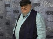 George R.R. Martin desarrolla nueva serie para HBO.
