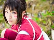 cosplay viaje Chihiro' dejarán habla