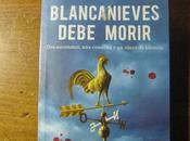 Novela negra alemana: Blancanieves debe morir, Nele Neuhaus