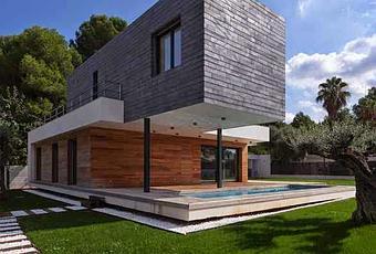 Casas modernas y contempor neas en espa a paperblog - Casas modernas madrid ...
