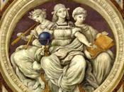 Geometría ilusión Farnesina Roma