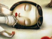 benjamin lacombe, luces sombras