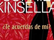 Reseña acuerdas Sophie Kinsella