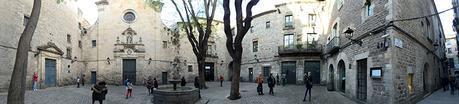 App de la semana: @BCNquiz + curiosidades peliculeras de Barcelona