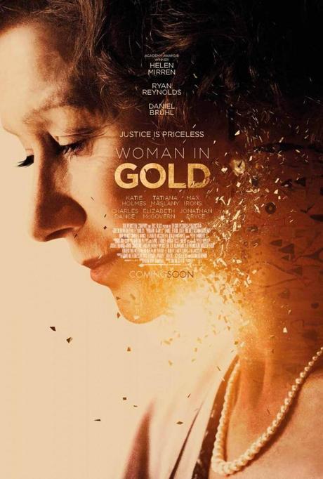 estrenos cartelera la dama de oro Cartelera de cine: estrenos 10 de abril de 2015