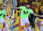 Barcelona Inter Movistar partido partidos, liderato fase regular Liga juego