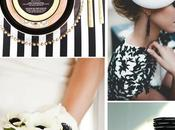 Wedding inspiration: Black White