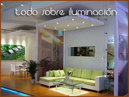 Informe iluminaci n de ambientes ii paperblog for Iluminacion techos bajos
