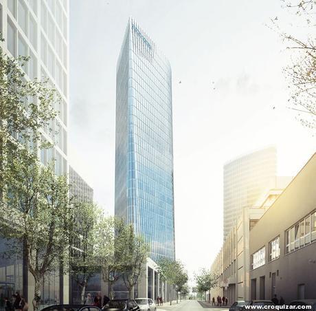NOT-026-AZPML y SHARE, torre de oficinas en Viena-1