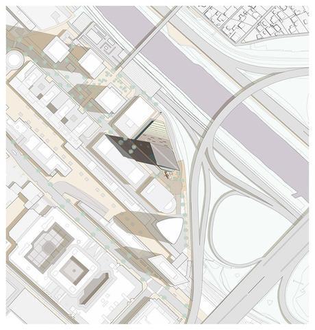 NOT-026-AZPML y SHARE, torre de oficinas en Viena-4