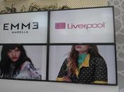 Liverpool presenta nueva colección EMME Marella