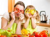 Niños alimentación: Consejos para aprendan comer sano