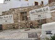Investigan hallazgo torre puerta época medieval Ibiza