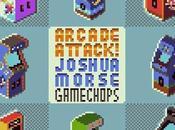 Arcade Attack!, estupendo disco remezclas temas musicales videojuegos