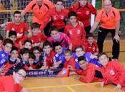 Torneo Infantil Fútbol Sala Verín para Segovia