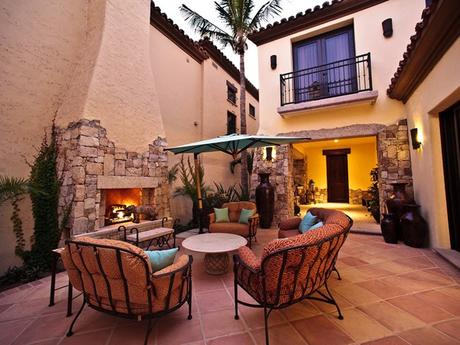 Hotel en mexico en estilo rustico mexicano paperblog - Casas estilo rustico ...