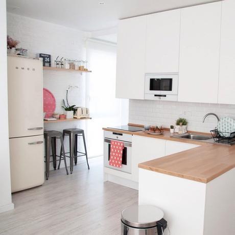 El tico n rdico de macarena gea paperblog for Casa blanca muebles y decoracion