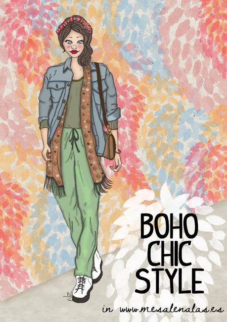 BOHO CHIC STYLE