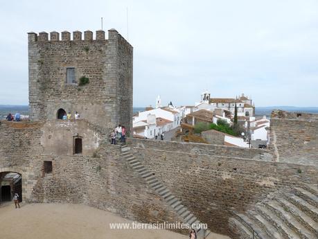 El castillo de Monsaraz