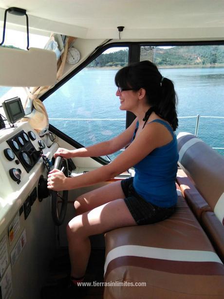 De capitana de barco