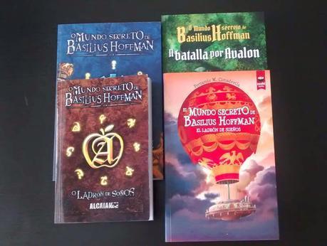 O mundo secreto de Basilius Hoffman