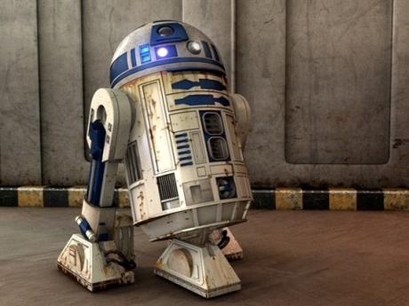 R2-D2 en solitario
