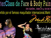 Curso Maquillaje Face Body Paint Gijon